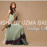 Umsha by Uzma Babar New Heritage Winter Collection 2014 Ladies (6)