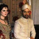 Wedding Pictures Of Atif Aslam's Wife Sara Bharwana 2013 (1)