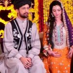 Singer Atif Aslam's Wife Sara Bharwana Wedding Photos Of 2013 (4)