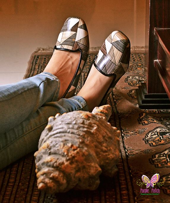 Latest Winter Shoes Collection 2014 for Women by Purple Patch