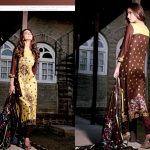 Women Party and Casual Wear Dresses for Winter by House of Ittehad