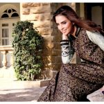 Women Party and Casual Wear Dresses for Winter by House of Ittehad (1)