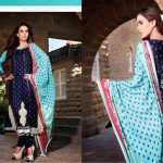 Women Party and Casual Wear Dresses for Winter by House of Ittehad (2)