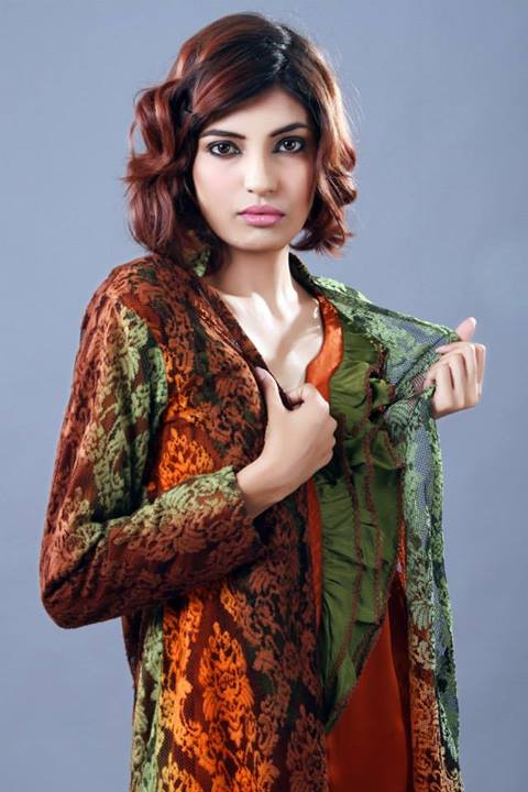 Zunaira Lounge Beautiful Winter collection 2014-2015 For Girls