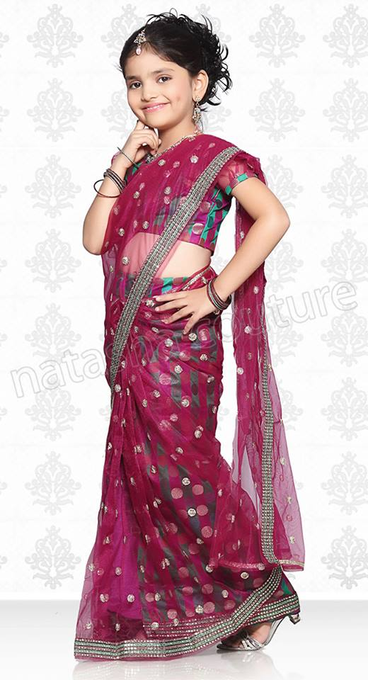 Indian Dress For Kids Girls 2013