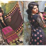 Beautiful Casual Wear Winter Dresses 2014 Eiza by UA Textile