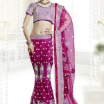 Utsav Fashion Beautiful Indian Lehenga Choli Designs 2014 For Wedding