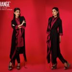 Change Winter Kurta Over Jackets Coats Collection 2014 For Ladies