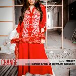 Change Winter Kurta Over Jackets Coats Collection 2014 For Ladies (2)