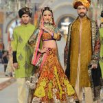 Designer Ali Xeeshan Stytlish Bridal Wear Collection 2014 for Women (9)
