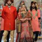 Designer Ali Xeeshan Stytlish Bridal Wear Collection 2014 for Women (6)