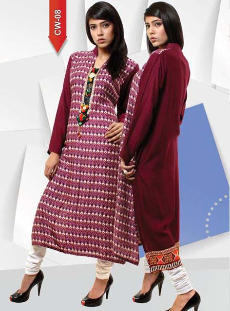 Dicha Casual Wear Kurti Collection 2014 for Women (6)