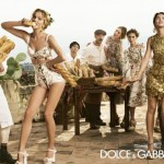Dolce & Gabbana Latest Campaign Spring Collection 2014 For Women (1)