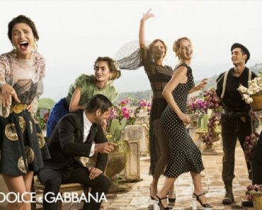 Dolce & Gabbana new Campaign Spring 2014 For Women (1)