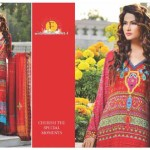 Eiza by UA Textile Latest Casual Wear Winter Dresses 2014 (1)