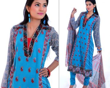 Ghani Textile Winter Collection for Women 2014 (