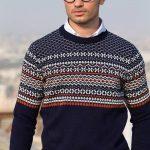 Gul Ahmed Men Wear Winter Collection 2015-2014 (2)