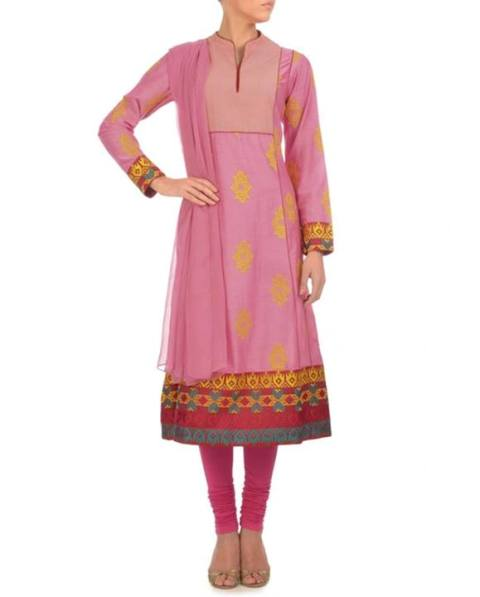 Kavita Bhartia Indian Anarkali New Suits 2014 For Women (5)
