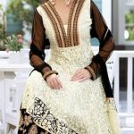 Kaneesha Party Wear Anarkali Dresses Collection 2014 For Women (2)