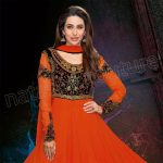 Karishma Kapoor Designer New Un Stitched Suits Collection 2014