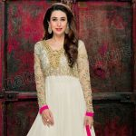 Karishma Kapoor's Stylish Anarkali Dresses 2014 by Natasha Couture (4)