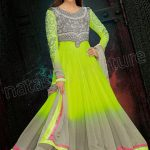 Karishma Kapoor Designer New Un Stitched Suits Collection 2014 (1)