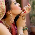 Keepsakes Brides Best Makeup & Jewellary Design 2014 For Women (1)