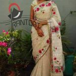 Women Designer Fancy Saree by Pantori