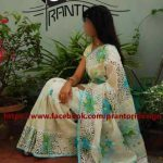 Ladies Designer Saree 2014 collection by Pantori (5)