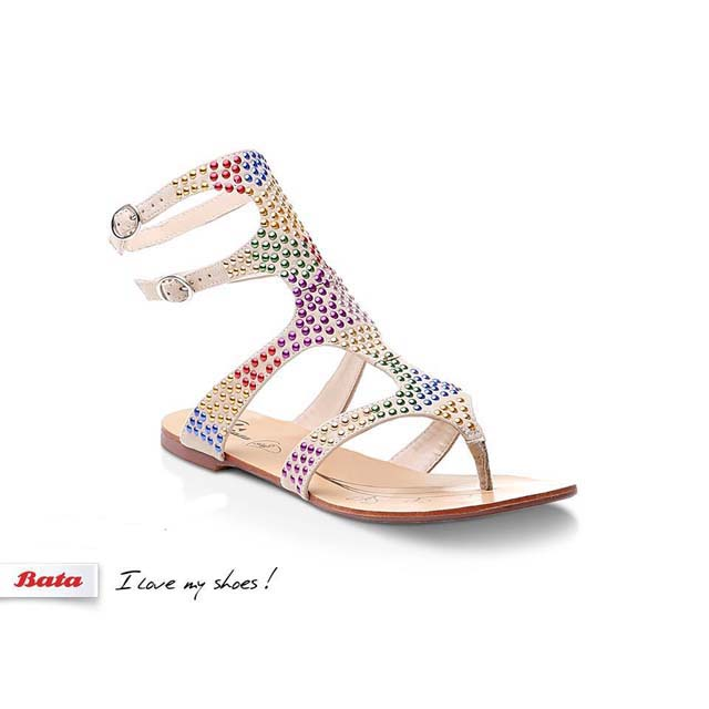 Latest Bata Shoes Eid Footwear Design 2013-2014 For Woman & Man (6)