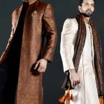 Latest Pakistani's Wedding Sherwani & Kurta 2014 Collection For Men (5)