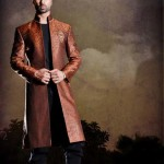 Latest Pakistani's Wedding Sherwani & Kurta 2014 Collection For Men (2)