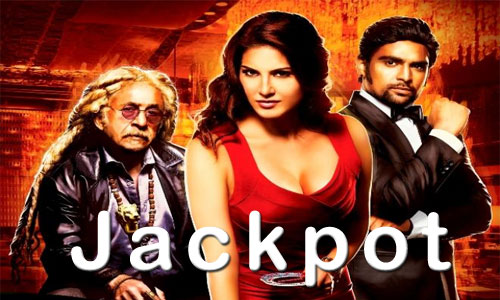Hindi love story movie Jackpot