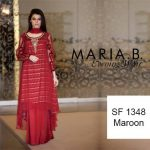 Maria B Latest Evening Wear Dresses 2014 for Women (1)