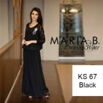 Maria B Latest Evening Wear Dresses 2014 for Women (2)