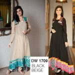 Maria B Latest Evening Wear Dresses 2014 for Women (4)