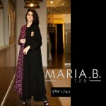 Maria B Latest Evening Wear Dresses 2014 for Women (8)