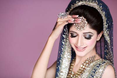 Mariam's Pakistani Bridal Make-Up Collection 2014 For Weddings (2)