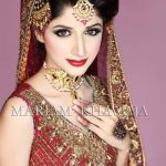 Mariam's Pakistani Bridal Make-Up Collection 2014 For Weddings (4)