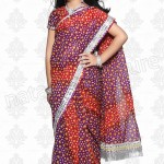 Natasha Couture Stylish Indian Sarees For Kids 2014 Collection