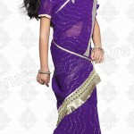 Natasha Couture Stylish Indian Sarees For Kids 2014 Collection (8)