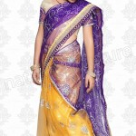 Natasha Couture Stylish Indian Sarees For Kids 2014 Collection (6)