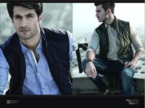 New Beautifull Gul Ahmad Ideas Winter Wear Stylish Dresses 2014 for Men