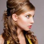 New Year Stylish Hairtyle 2014 Ideas For Girls