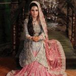 Pakistani Stylish Wedding Dresses Winter 2014 For Women (2)
