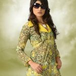 Popular Style Linen Winter Collection 2014For Girls & Women