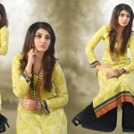 Popular Style Linen Winter Collection 2014For Girls & Women (11)