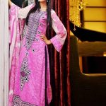 Rujhan Fabric Fall Winter Fabric Prints Dresses Design