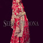 Seena Peerona Exclusive Bridal Dresses Collection 2014 For Women