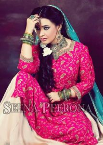 Seena Peerona Exclusive Bridal Dresses Collection 2014 For Women (4)